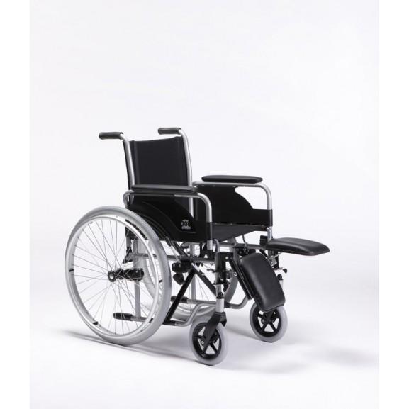 Кресло-коляска складная с ручным приводом Vermeiren 708d - фото №2