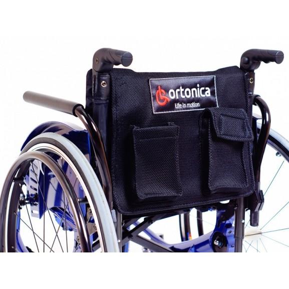 Активное инвалидное кресло-коляска Ortonica S 2000 - фото №2