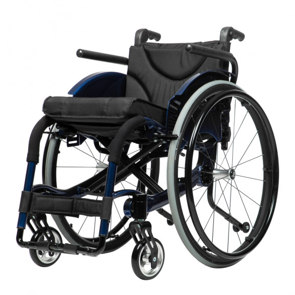 Активное инвалидное кресло-коляска Ortonica S 2000 - фото №6