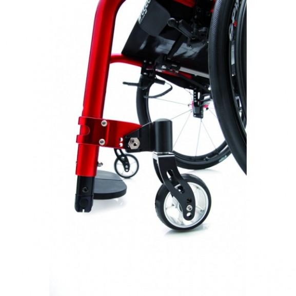 Кресло-коляска с ручным приводом активного типа Progeo Ego - фото №4