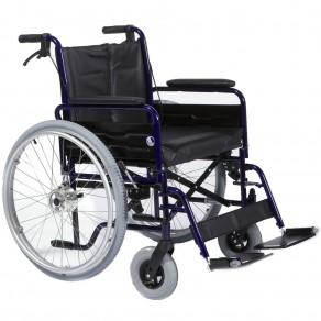 Кресло-коляска механическая с усиленной рамой Vermeiren 28 Double cross