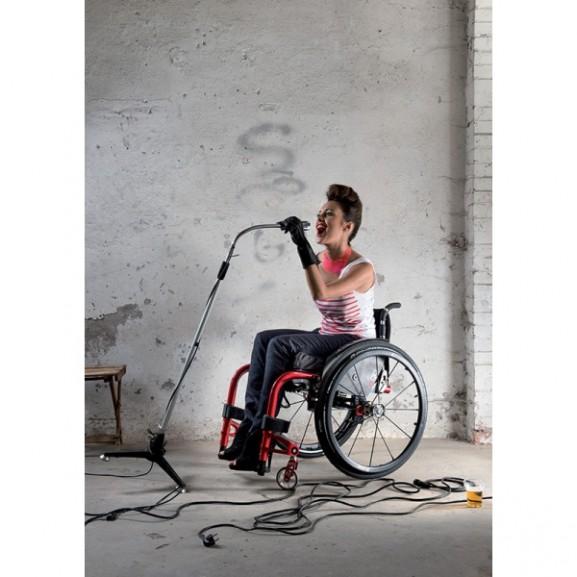 Кресло-коляска с ручным приводом активного типа Progeo Ego - фото №17