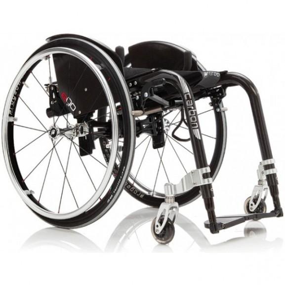 Кресло-коляска с ручным приводом активного типа Progeo Ego - фото №8