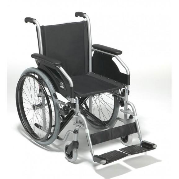 Кресло-коляска складная с ручным приводом Vermeiren 708d - фото №1