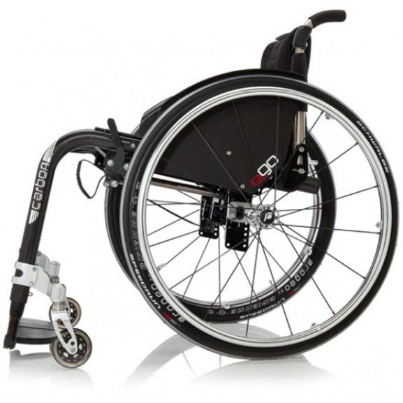 Кресло-коляска с ручным приводом активного типа Progeo Ego - фото №7