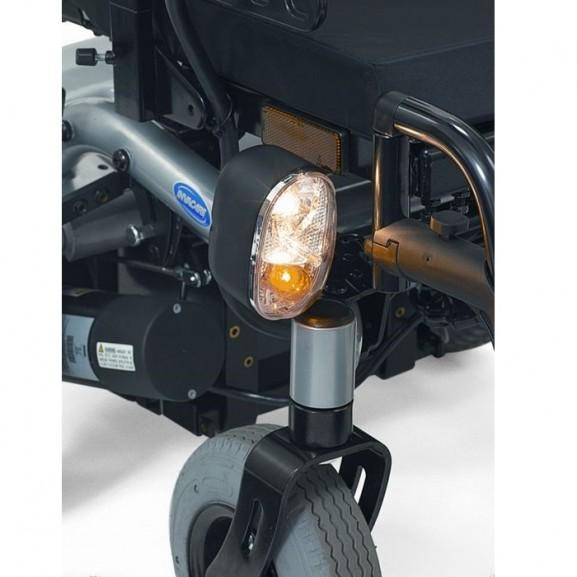 Электрическая коляска с системой освещения Invacare Stream - фото №1