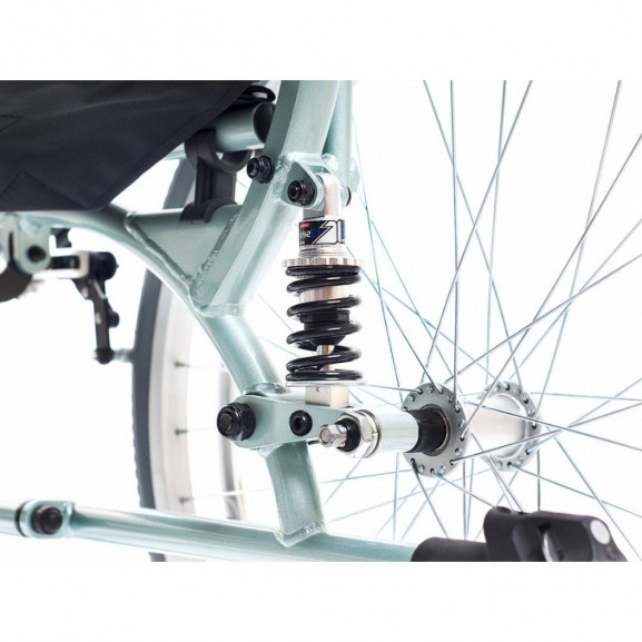 Инвалидная коляска активного типа Ortonica Delux 510 - фото №6