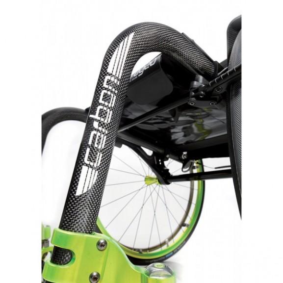 Кресло-коляска с ручным приводом активного типа Progeo Joker - фото №9