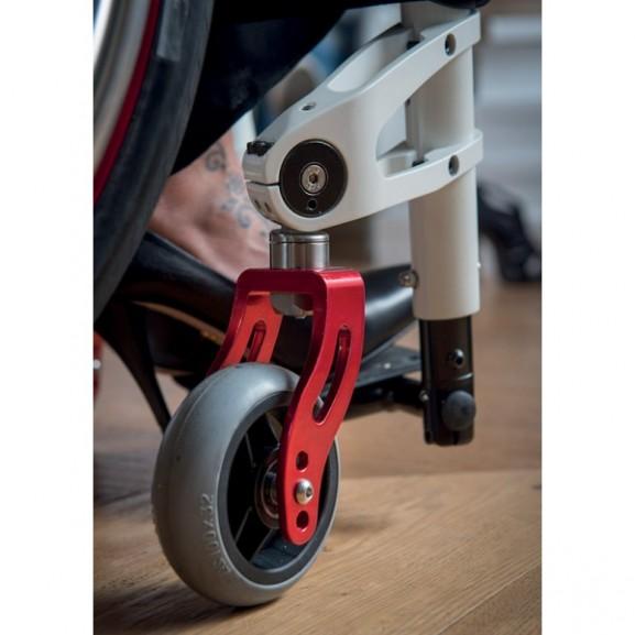 Кресло-коляска с ручным приводом активного типа Progeo Joker - фото №7