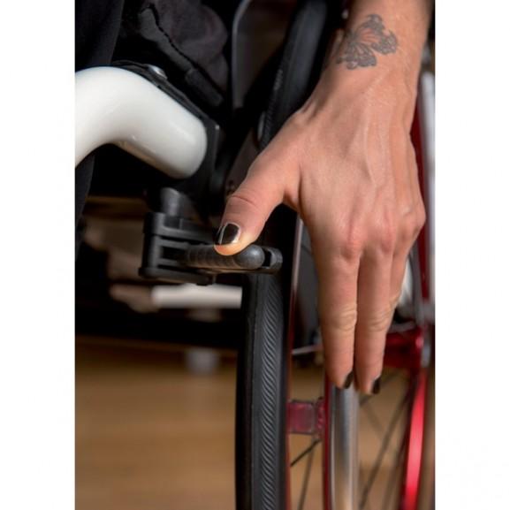 Кресло-коляска с ручным приводом активного типа Progeo Joker - фото №6