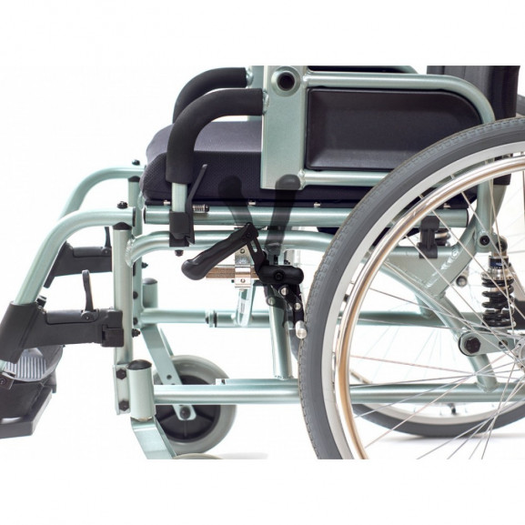 Инвалидная коляска активного типа Ortonica Delux 510 - фото №16