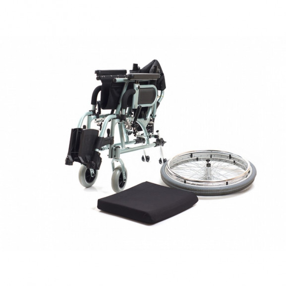 Инвалидная коляска активного типа Ortonica Delux 510 - фото №23