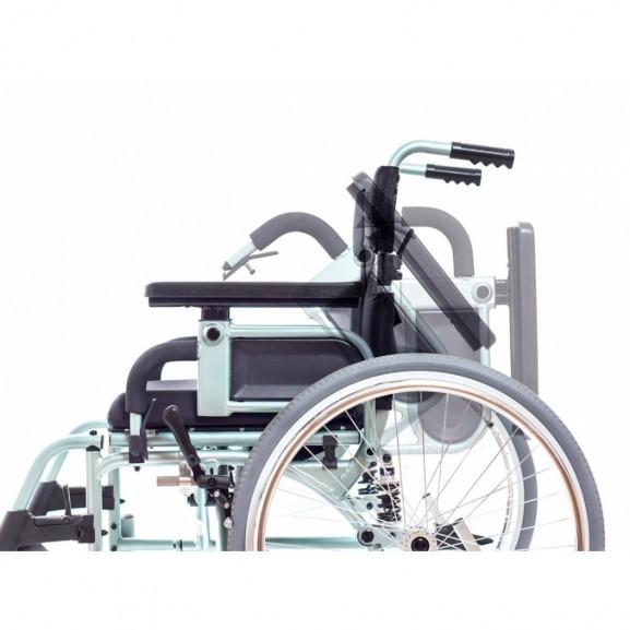 Инвалидная коляска активного типа Ortonica Delux 510 - фото №18