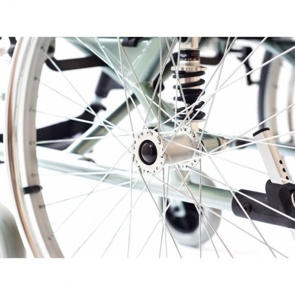 Инвалидная коляска активного типа Ortonica Delux 510 - фото №5