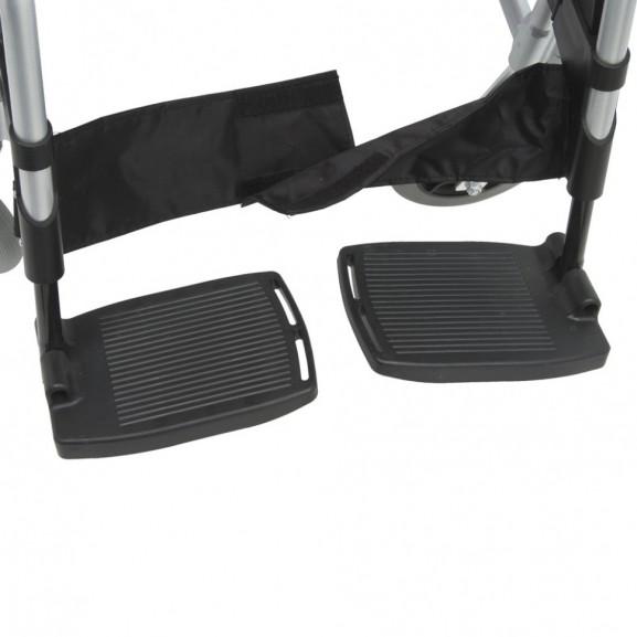 Инвалидное кресло-каталка облегченная Мега-Оптим Fs907labh - фото №9