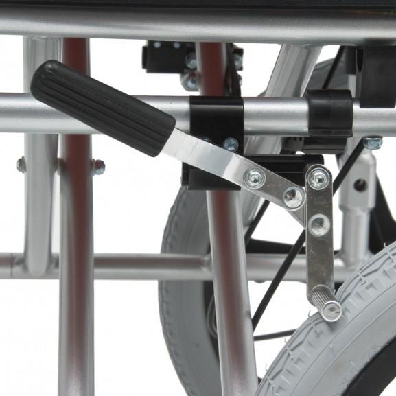 Инвалидное кресло-каталка облегченная Мега-Оптим Fs907labh - фото №6