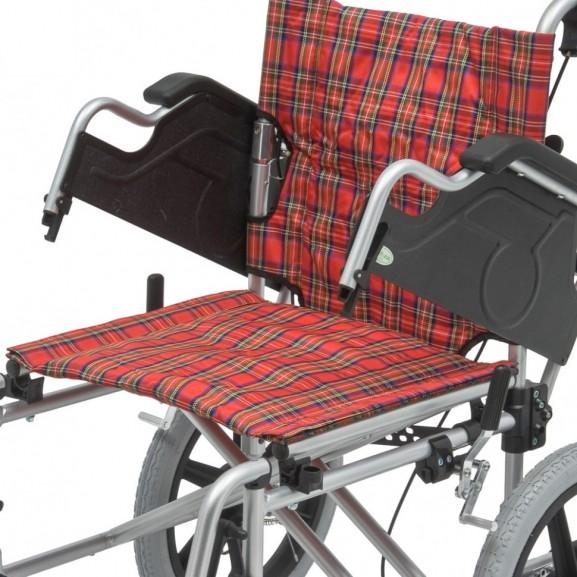 Инвалидное кресло-каталка облегченная Мега-Оптим Fs907labh - фото №7
