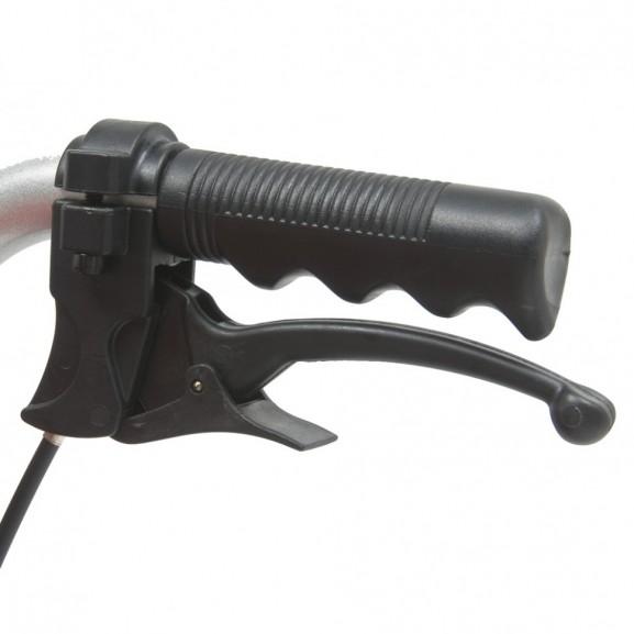 Инвалидное кресло-каталка облегченная Мега-Оптим Fs907labh - фото №11