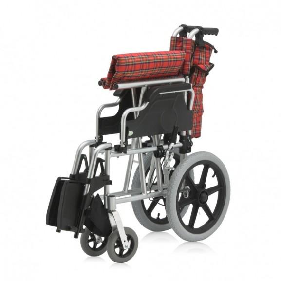 Инвалидное кресло-каталка облегченная Мега-Оптим Fs907labh - фото №12