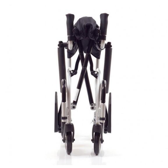 Инвалидное кресло-коляска Ortonica Base 115 - фото №3