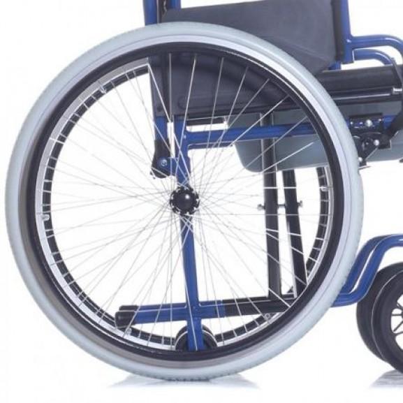 Активный кресло-стул с санитарным оснащением Ortonica Tu 55 - фото №6