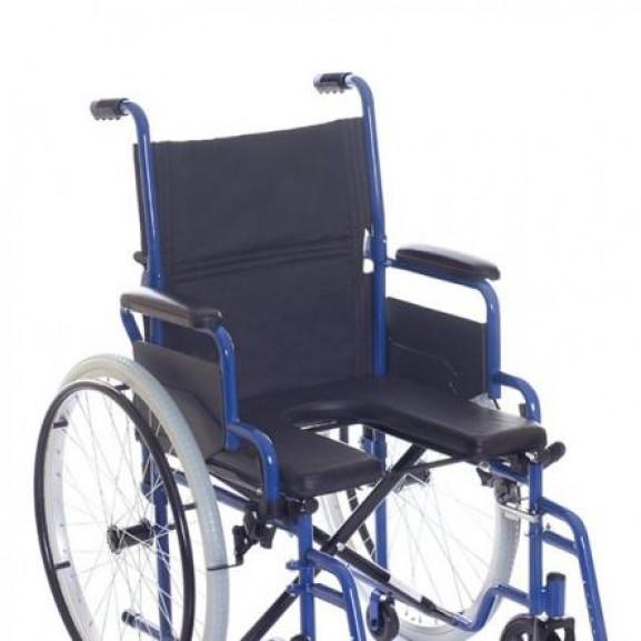 Активный кресло-стул с санитарным оснащением Ortonica Tu 55 - фото №8