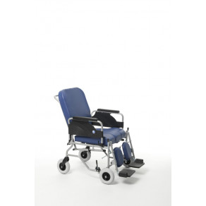 Кресло-каталка инвалидное с санитарным оснащением Vermeiren 9302