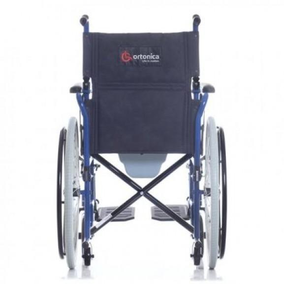 Активный кресло-стул с санитарным оснащением Ortonica Tu 55 - фото №3