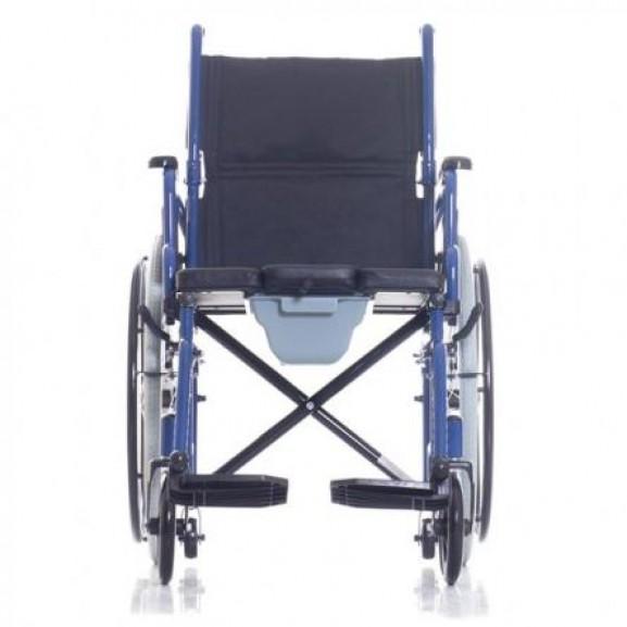 Активный кресло-стул с санитарным оснащением Ortonica Tu 55 - фото №4