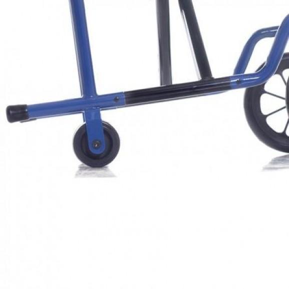 Активный кресло-стул с санитарным оснащением Ortonica Tu 55 - фото №7