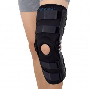 Задний длинный открытый ортез коленного сустава Reh4Mat Am-osk-zl/2ra-02