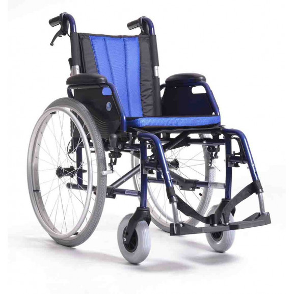 Кресло-коляска инвалидное механическое Vermeiren Jazz S50 - фото №1