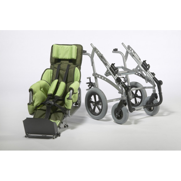 Кресло-коляска прогулочная для детей с ДЦП Vermeiren Gemini - фото №9