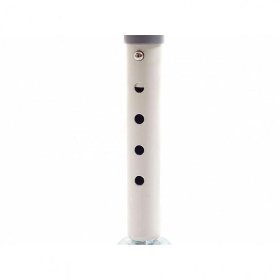 Санитарный стул со складными подлокотниками и колесами Ortonica Tu 8 - фото №5