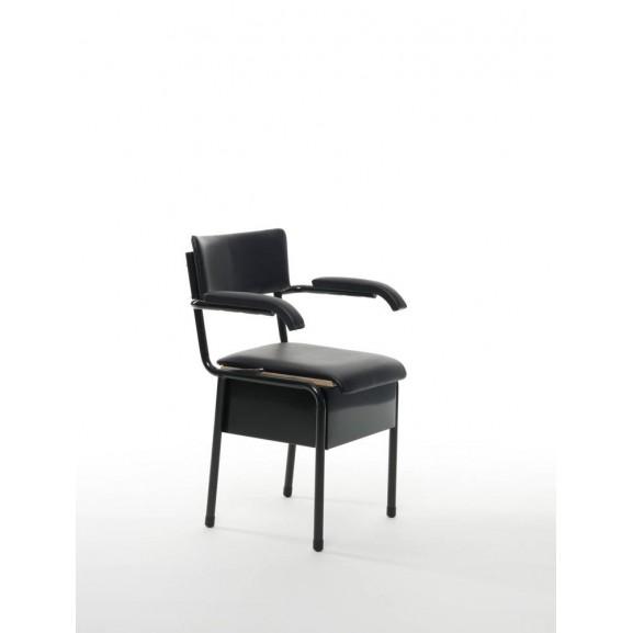 Кресло-стул инвалидный с санитарным оснащением Vermeiren 175 Bis