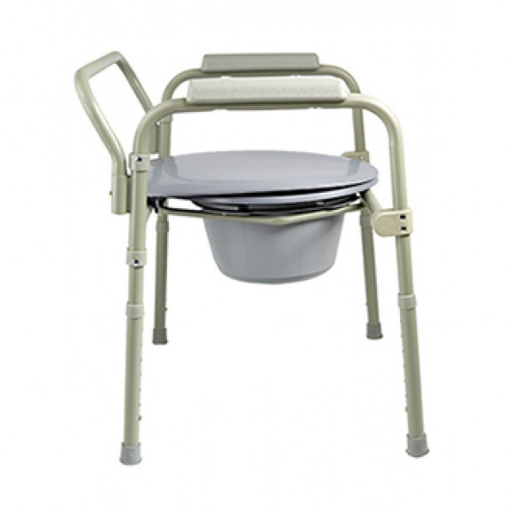 Кресло-стул с санитарным оснащением для инвалидов Симс-2 10580 - фото №3