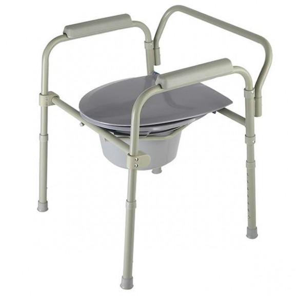 Кресло-стул с санитарным оснащением для инвалидов Симс-2 10580