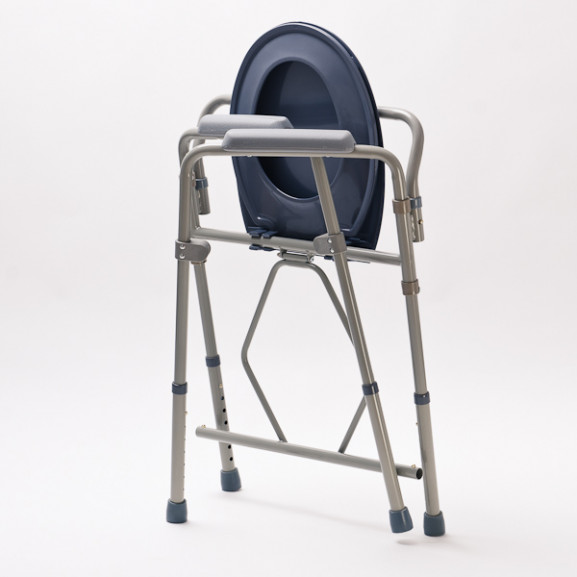 Кресло туалетное складное Vitea Care Drvw01 - фото №3
