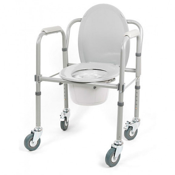 Кресло-туалет на колесах Симс-2 10581ca