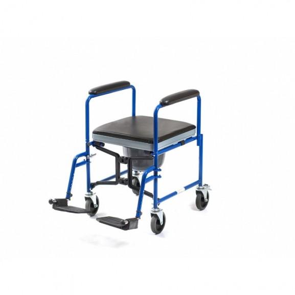 Многофункциональный складной стул с санитарным оснащением Ortonica Tu 34 - фото №16