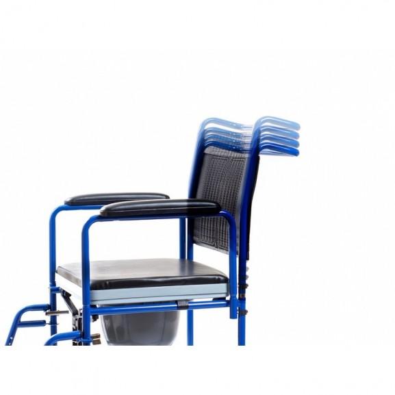 Многофункциональный складной стул с санитарным оснащением Ortonica Tu 34 - фото №18