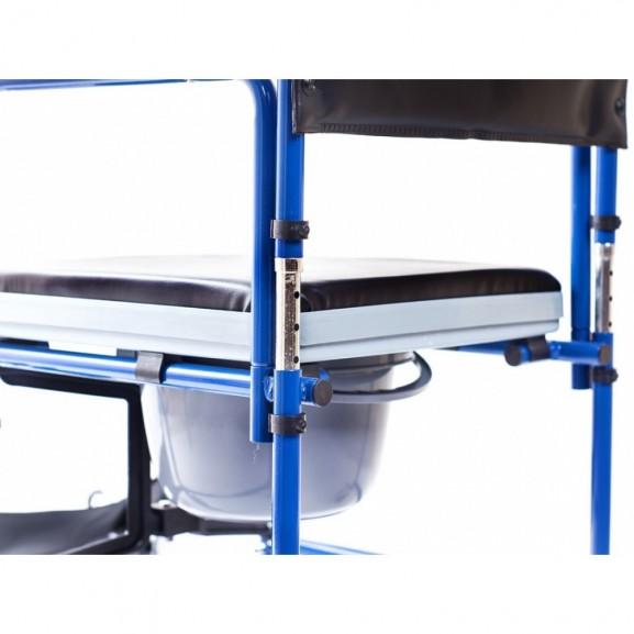 Многофункциональный складной стул с санитарным оснащением Ortonica Tu 34 - фото №17