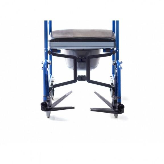 Многофункциональный складной стул с санитарным оснащением Ortonica Tu 34 - фото №9