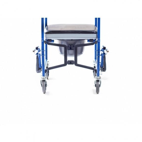 Многофункциональный складной стул с санитарным оснащением Ortonica Tu 34 - фото №7