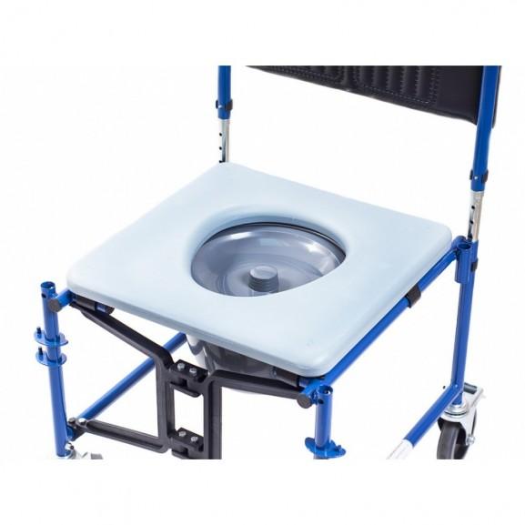 Многофункциональный складной стул с санитарным оснащением Ortonica Tu 34 - фото №14
