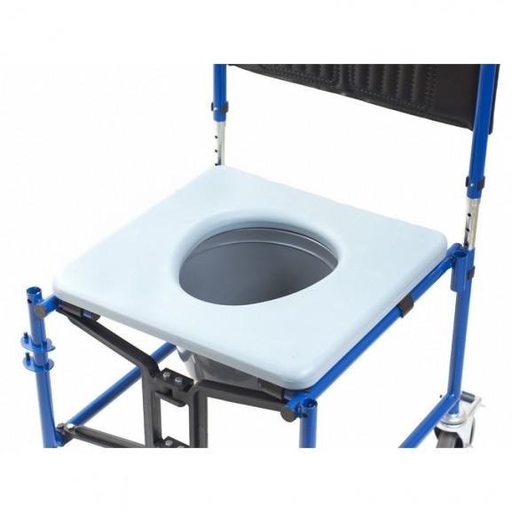 Многофункциональный складной стул с санитарным оснащением Ortonica Tu 34 - фото №15