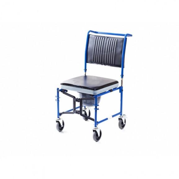 Многофункциональный складной стул с санитарным оснащением Ortonica Tu 34 - фото №11
