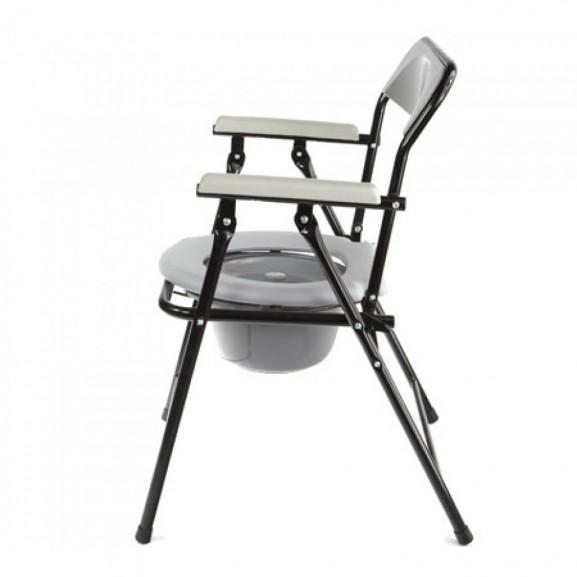 Кресло-туалет складной нерегулируемый по высоте Симс-2 Wc efix - фото №4