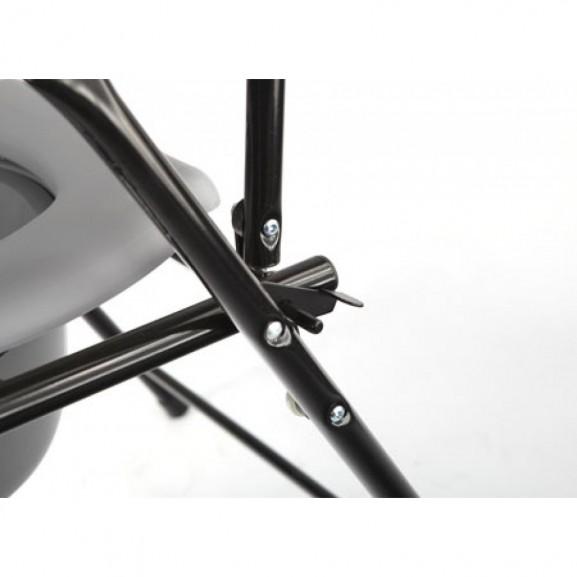 Кресло-туалет складной нерегулируемый по высоте Симс-2 Wc efix - фото №1