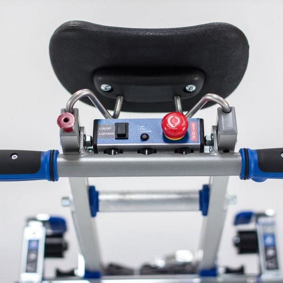 Наклонный подъемник для инвалидов Sano Ptr Xt 160 - фото №1